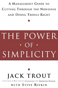 The Power of Simplicity: A Management Guide to Cutting Through the Nonsense and Doing Things Right Издательство: McGraw-Hill, 2000 г Мягкая обложка, 224 стр ISBN 0071373322 инфо 7955b.