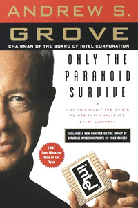 Only the Paranoid Survive: How to Exploit the Crisis Points That Challenge Every Company Издательство: Currency, 1999 г Мягкая обложка, 240 стр ISBN 0385483821 инфо 8141b.